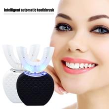 2018 V-WHITE Sonic Adult Toothbrush Wireless Charging 360 De