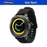 Samsung шестерни спортивные Smartwatch Bluetooth фитнес сердечного ритма Смарт часы беспроводные устройства водостойкие NFC GPS для iPhone, Android