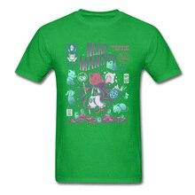 Nekomancer Cats Back To Life T-Shirt For Men