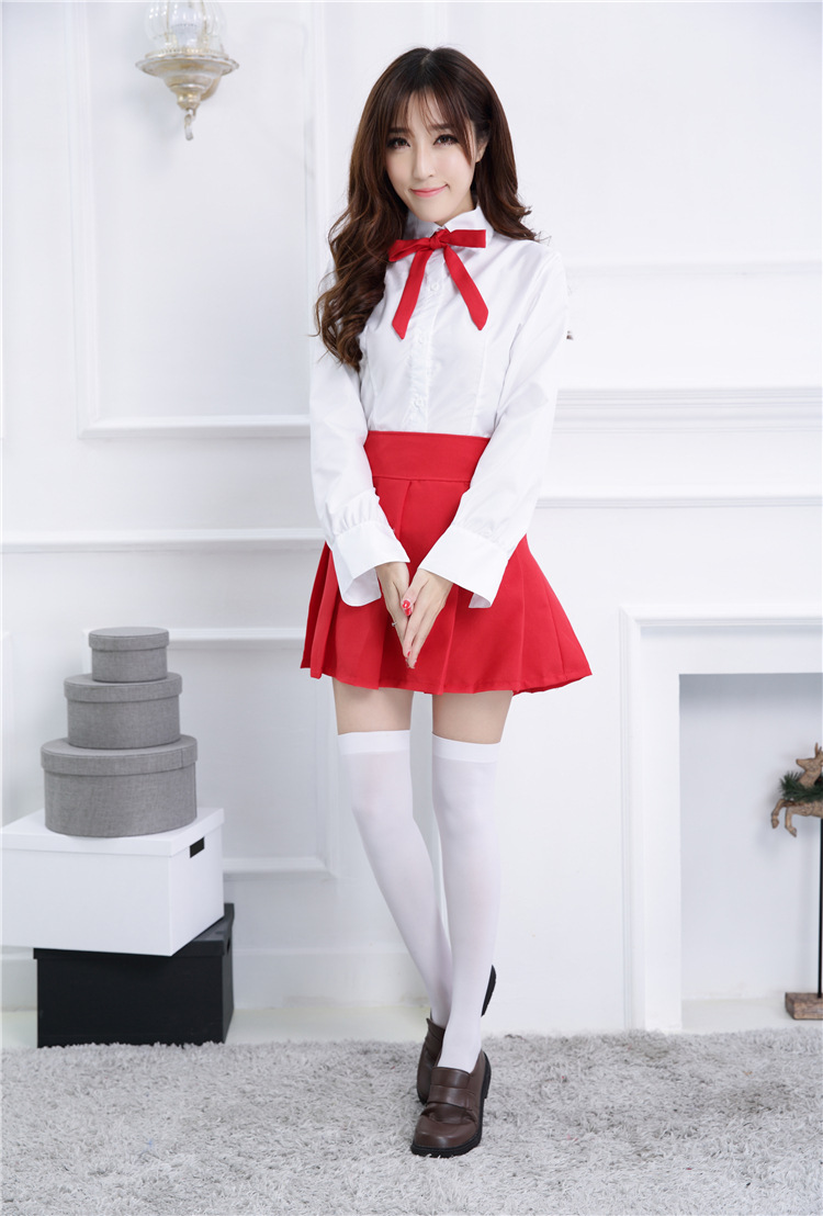 Lovely dress Girl students cosplay costume :Himouto! Umaru-chan Temptation eroticas for women fancy Lingerie costume