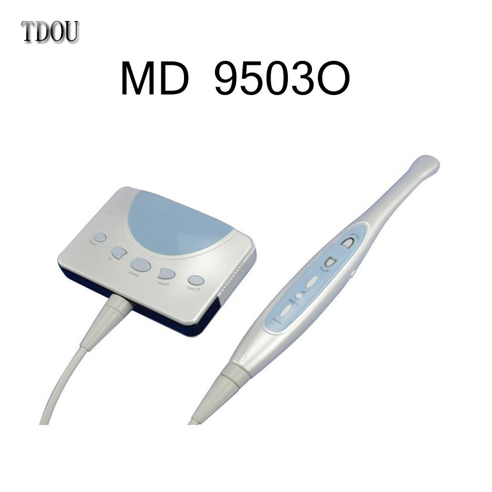TDOUBEAUTY Wired Intra Oral Camera MD-9503O New 2.0 Mega Pixels Dental Intra-oral Camera(USB+VGA+Video plug) Free Shipping
