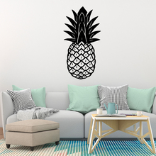 NEW pineapple Wall Stickers Decorative Sticker Home Decor For Living Room Bedroom Decal  naklejki na sciane