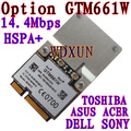 Brand New Unlock Option Gtm661w Mo6612 Half Size Mini Pci-e Card Wcdma Hspa Wireless Internal Module For Laptop Desktop Server