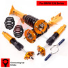Coil Spring Sturt Coilover for BMW 3 Series E36 M3 316 323 325 328 Adj Camber Sedan Coupes 318i 325i Lowering Struts Coilovers