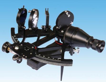 370,332 New Marine Navigation Sextant Nautical Sextant Copper GLH130-40