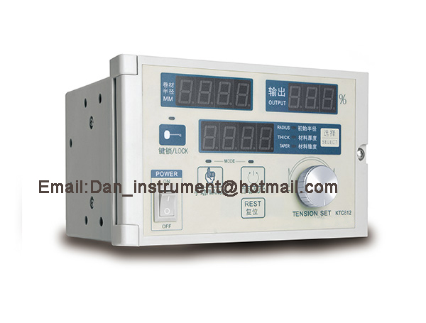 High Quality Semi-automatic tension controller haitai b 600 digital high precision automatic constant tension controller for printing and textile
