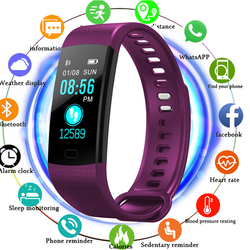 Women Men Smart WristBand