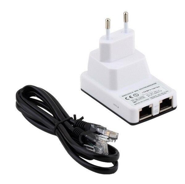 1 set 300 Mbps Sans Fil-N Mini Routeur Wifi Extension de Répéteur Booster Amplificateur Gros Magasin