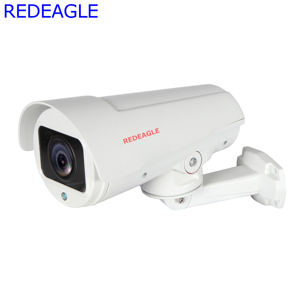 купить REDEAGLE 2MP 1080P AHD Camera 4X Varifocal Auto Focus Optical Zoom Mini Outdoor Waterproof Bullet PTZ Security Cameras IR 30M по цене 5346.81 рублей