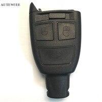 AUTEWODE Vervanging Nieuwe Afstandsbediening 3 knop Sleutel Shell Case Fob fit voor Fiat sleutel leeg 1 st