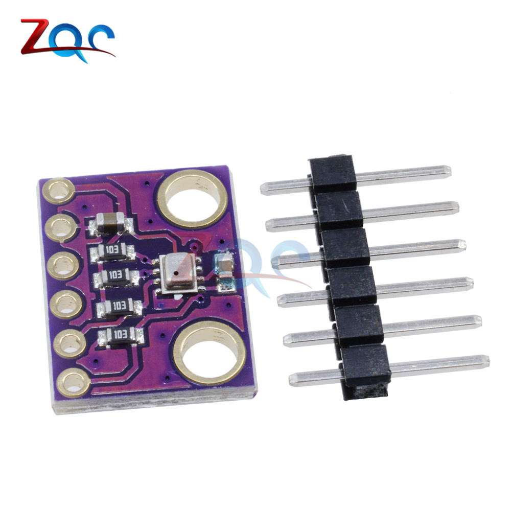 I2C / SPI BMP280 3.3 Digital Barometric Pressure Altitude Sensor High Precision Atmospheric Module For Arduino Replace BMP180
