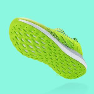 Image 4 - Xiaomi Fashion childrens mesh sneakers Dry breathable Slow shock Child Summer lightweight casual shoes
