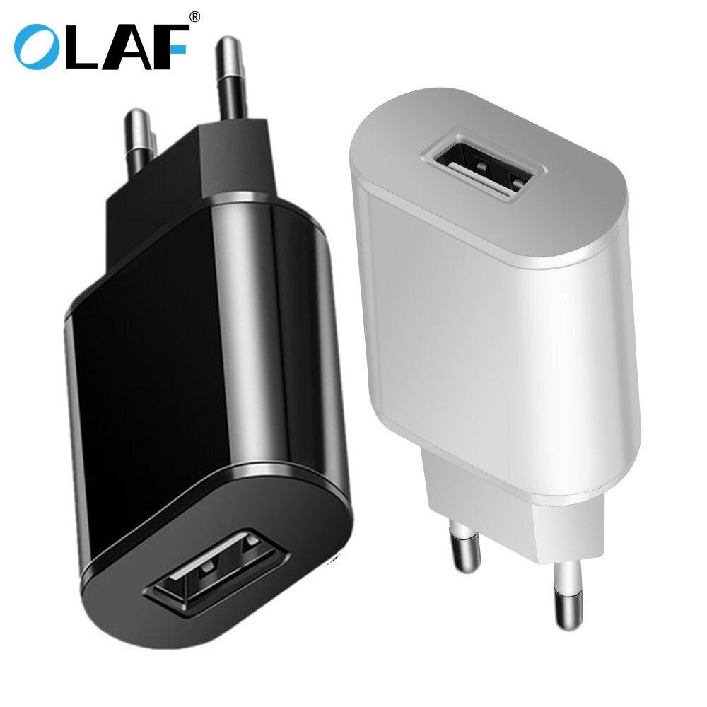 56c44023d9cbe Olaf Plugue DA UE Carregador USB 2A Seguro Rápido Carregamento USB  Adaptador Europa viagem Carregador de Parede para o iphone 6 6 S 7 Plus para  Samsung ...
