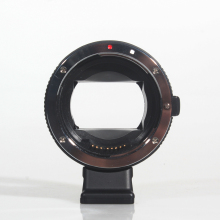Commlite CM-EF-NEX B Lens Adapter Electronic AF Mount for Canon EF to Sony E-Mount Camera Camcorder