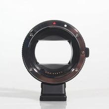 Commlite CM-EF-NEX B Lens Adapter Digital AF Lens Mount Adapter for Canon EF Lens to Sony E-Mount Digicam Camcorder