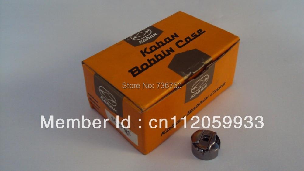 50 pcs Koban standard embroidery bobbin case SC35 NS KF220302 KF221020 KF220440 KF220980 BC DBZ 1