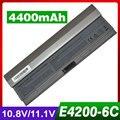 4400 mah batería del ordenador portátil para dell latitude e4200 312-0864 451-10644 453-10069