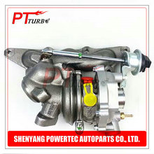 Сбалансированной турбины 708837 GT1238S полный turbo для умных 0,6 MC01 YX 600 cc 55HP 44Kw M160R3 3zyl-полный турбокомпрессора 1600960499