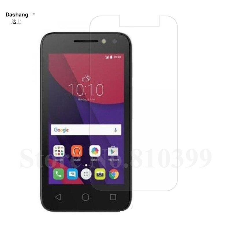 Закаленное Стекло-Экран Протектор Для Alcatel One Touch Pixi 4 (4) Pixi4 4.0 4034D 4034X Защитная Пленка Экрана Гвардии
