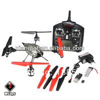 Nieuwste WLToys V959 4CH RC Quadcopter RTF met Camera 2.4G Lcd-scherm 6 axis GYRO Afstandsbediening Helikopter Speelgoed/Freeshipping