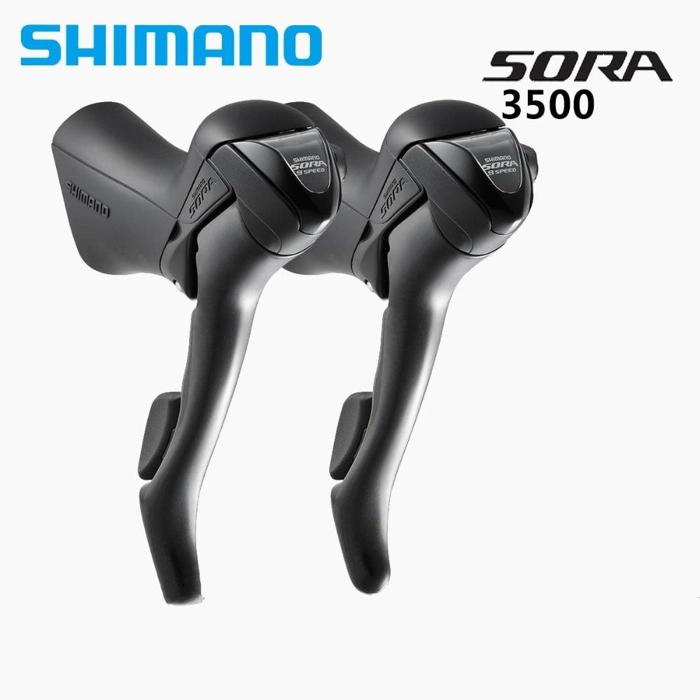 SHIMANO SORA R3000 2*9 s vélo de route manette de vitesse levier vélo R3500