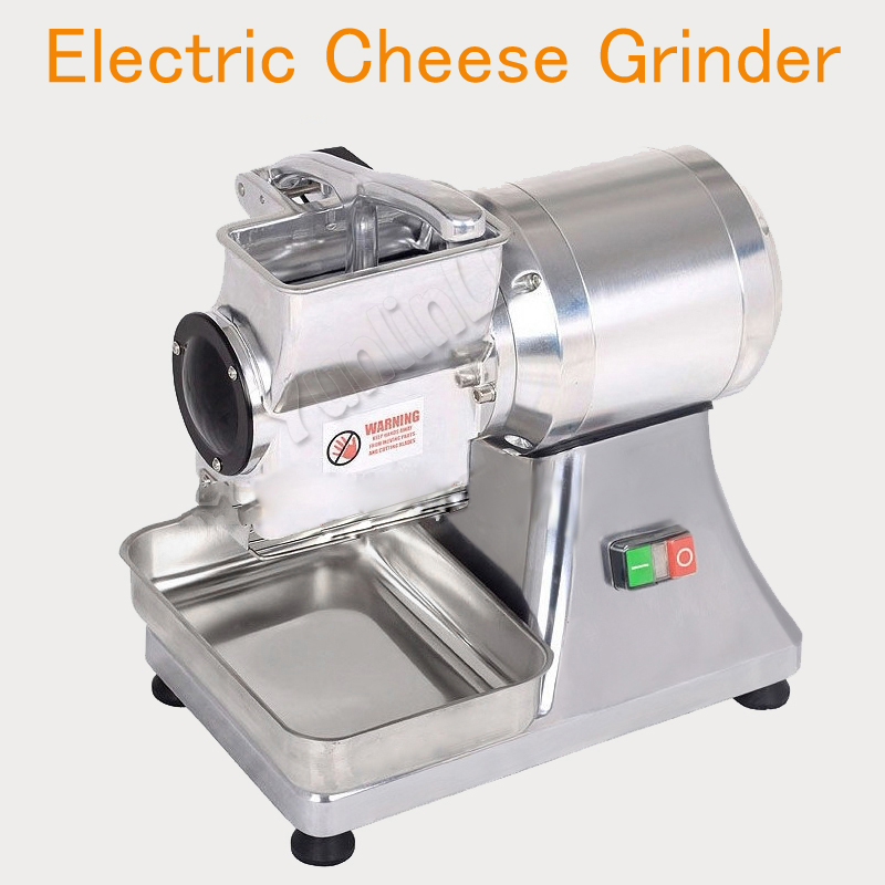 Commercial Electric Cheese Grinder | Automatic Cheese Milling Mchine 110V/220V Professional Cheese Grinding Machine CG55SH industrial electric coarse cheese grater grinder grinding machine mini stainless steel cheese grater