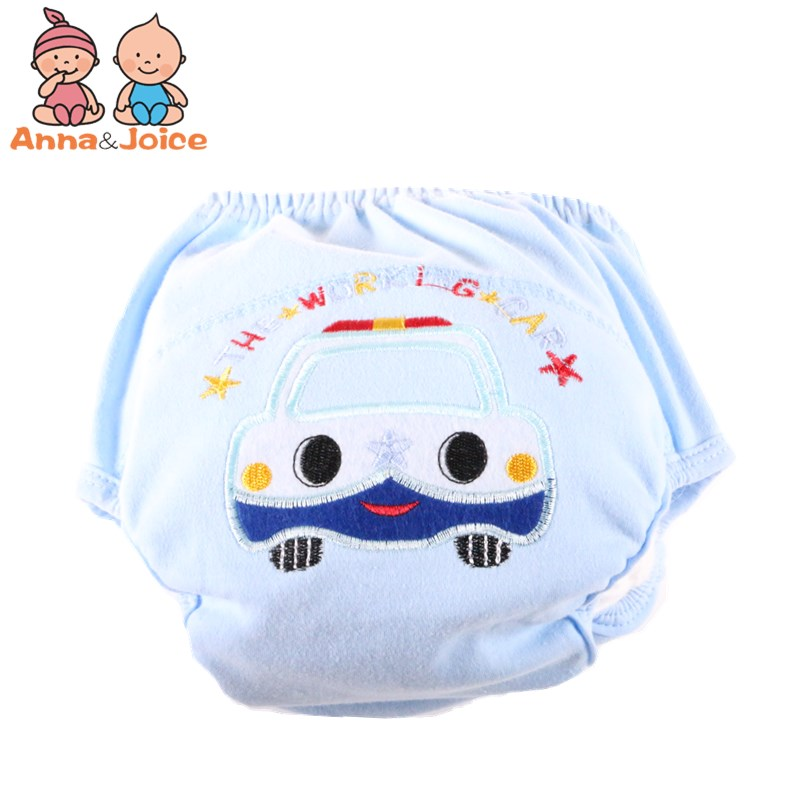 10pcs/lot  Baby Training Pants/Child Cloth Study Pants/Reusable Diapers Nappy Cover/Washable Diapers Suit 12--15kg