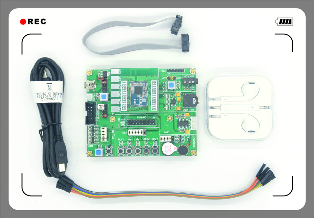 CSR8675 Development Board / Debug Board / Demo Board / Simulation Board /ADK3.5.1/ADK4.1/I2S/SPDIF