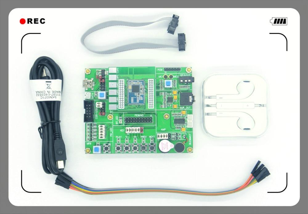 CSR8675 Development Board / Debug Board / Demo Board / Simulation Board /ADK3.5.1/ADK4.1/I2S/SPDIF