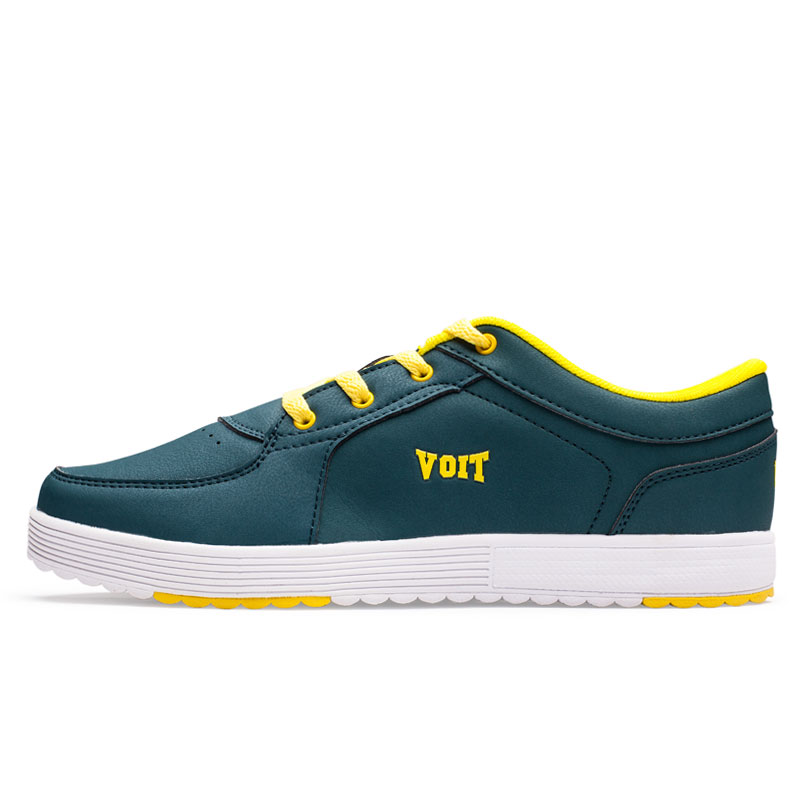 Prix pour 2016 VOIT Planche À Roulettes Chaussures Hommes de Super Confortable Classiques Respirant Planche À Roulettes Sneakers Non-slip Chaussures de Sport 61M6133