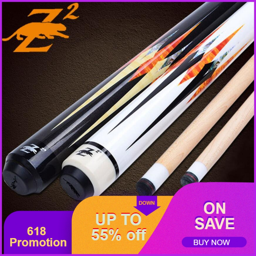PREOAIDR 3142 Pool Cues Billiard 13mm 11.5mm 10mm Tips 1/2 Jointed Pool Cue Stick Three Colors Professional Billar China 2019