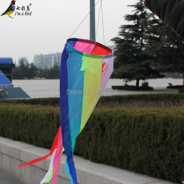 Free Shipping Outdoor Fun Sports Windsocks   Hung On The Car /Kite  /As A Wind Vane Factory Direct