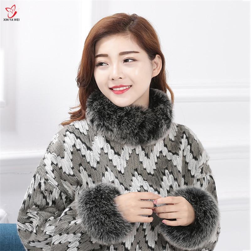 High Quality Fur Collar Cuffs Hot Sale Wrist Warmer Genuine Fox Fur Cuff Arm Warmer Lady Bracelet Real Fox Fur Wristband