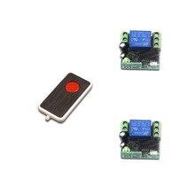 Latest DC12V Mini Wireless Remote Control Switch 1Channal In