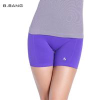 B.BANG Brand New Women   Shorts   Flat Quick Dry   Short   Pants Elastic Female Slim Board   Short   Free Shipping