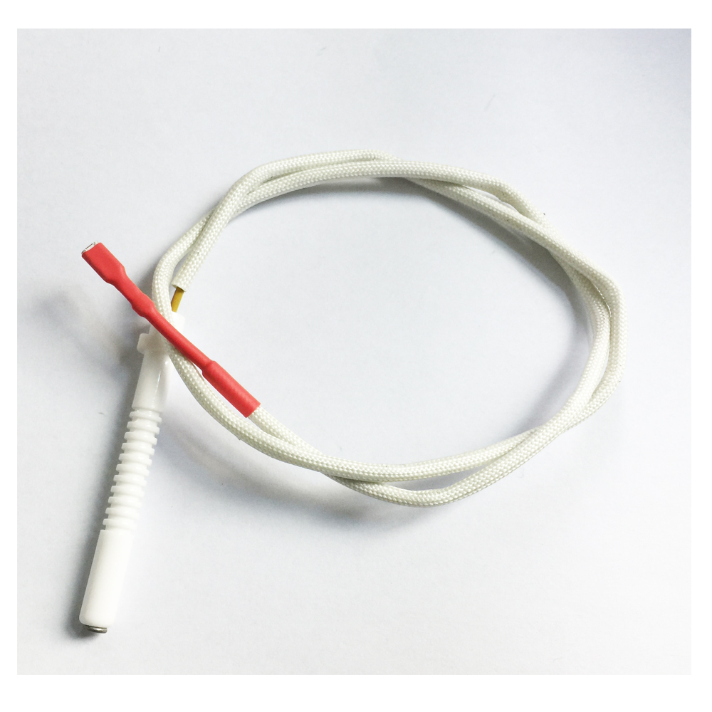 Universal ignition needle Used for gas stove ceramic electrode ignition with high temperature resistance wire Length 480mm 5 pcs 27 gas cooktop ceramic spark electrode ignition for stoves gas stove accessories
