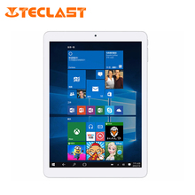 Teclast X98 Plus II 9.7″ IPS Retina 2048*1536 Dual Boot Windows 10 + Android 5.1 Intel Z8350 Quad Core 4G RAM 64G ROM Tablet PC