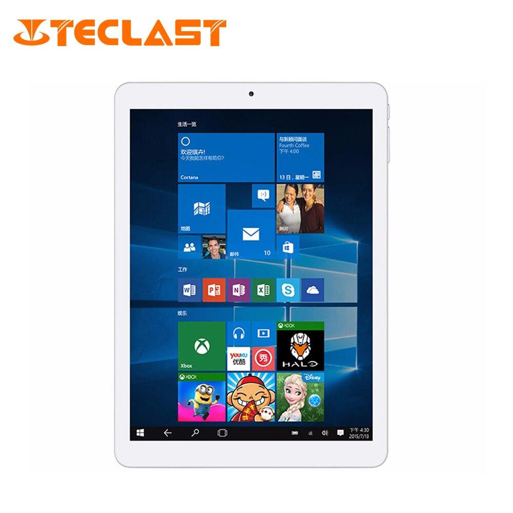 "Teclast X98 Plus II 9,7 ""ips retina 2048*1536 двойной загрузки Windows 10 + Android 5,1 Intel Z8350 4 ядра 4 г Оперативная память 64 г Встроенная память Tablet PC"