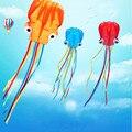 Бесплатная доставка высокое качество большой осьминог кайт с ручкой линии дети воздушных змеев оптовая орел кайт-серфинг hcxkite завод