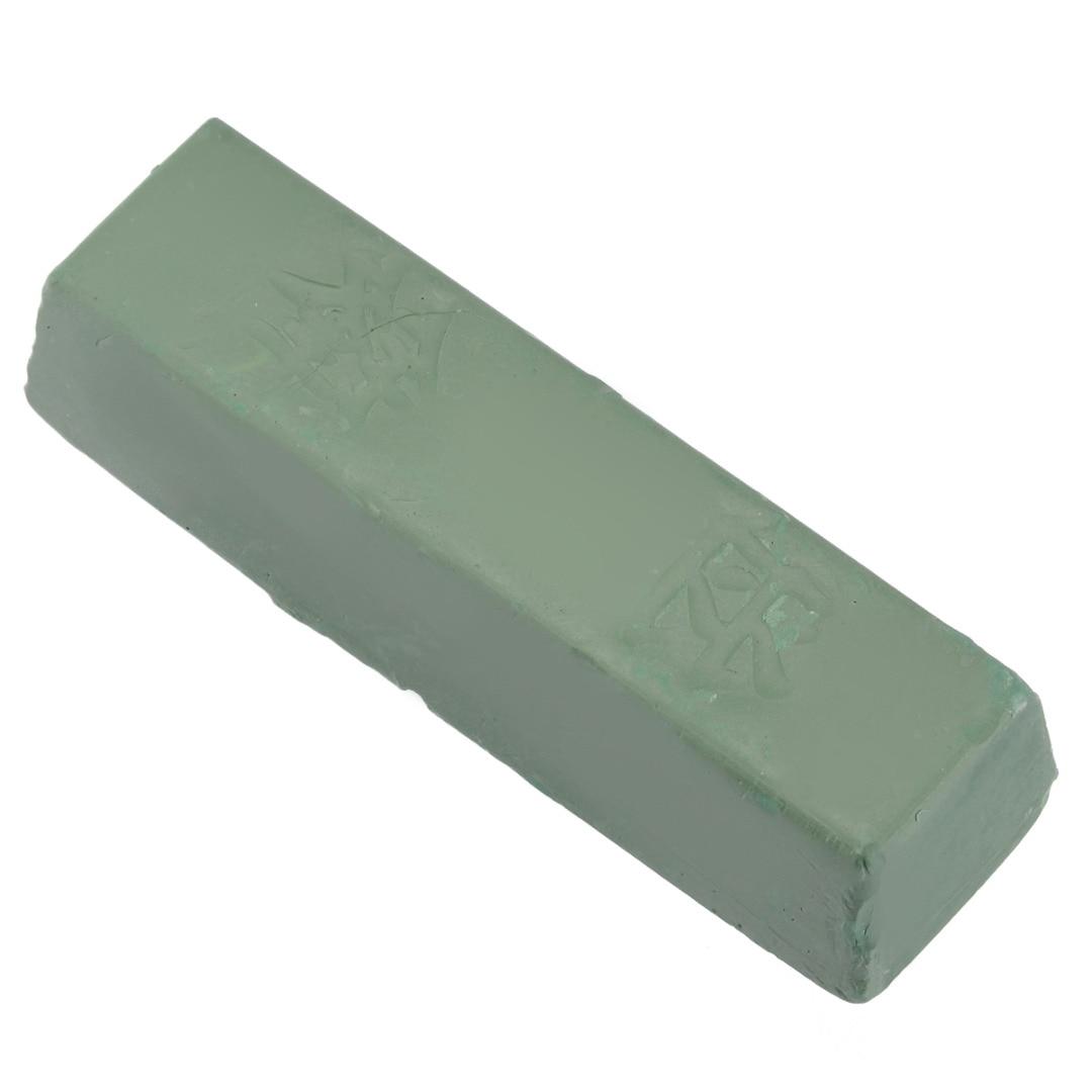 1pc Polishing Compound Polishing Paste Wax Metal Brass Grinding Abrasive Polishing Soap Buffing Paste Wax Bar 105 x 34 x 25mm in Wax from Home Garden