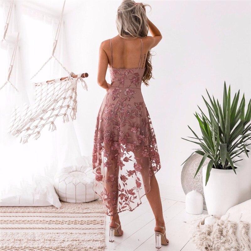 Robe De Soiree новые Спагетти ремни высокие сексуальные коктейльные платья свадебное платье с аппликациями и открытой спиной Вечерние GownsRobe Vestidos De Coctel 945