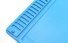 ESD Heat Insulation Working Mat Heat-resistant BGA Soldering Station Repair Insulation Pad Insulator Pad Maintenance Platform