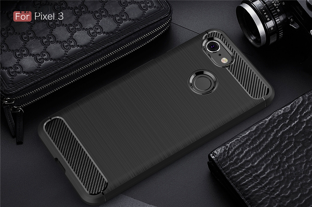 Cover Google Pixel 3 Case For Google Pixel 3 Soft Rubber Silicon Armor Protective Phone Shell Phone Case For Google Pixel 3