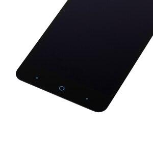 Image 4 - 高品質zteブレードA510 液晶ディスプレイタッチスクリーンデジタイザzteブレードA510 交換電話部品