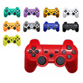 Regulador del juego para ps3 dualshock sony playstation 3 consola de juegos inalámbrico bluetooth gamepad joystick para play station 3 ps