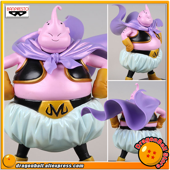 Dragon Ball Z Original Banpresto Scultures BIG Zoukei Tenkaichi Budoukai 3 Figure - Majin Boo / Buu (Figure PASTEL COLOR ver.) dragon ball original banpresto scultures big zoukei tenkaichi budoukai collection figure lunchi launch rosso color ver