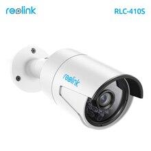 Reolink CCTV Камера HD 4MP IP POE SD Карты Видеонаблюдение Обнаружения Движения Запись Пуля Инфракрасная Видеокамера RLC-410S