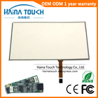 Win10 Compatible 16:9 12.1 inch 4 wire resistive USB touch screen panel, touch screen glass 12.1 with USB controller