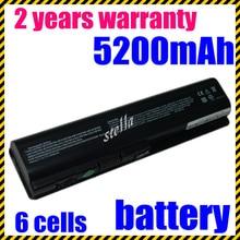 484170-001 nueva 6 cell batería del ordenador portátil para hp pavilion dv4 dv5 dv6 batería hstnn-ib72 hstnn-lb72 hstnn-lb73 hstnn envío gratis