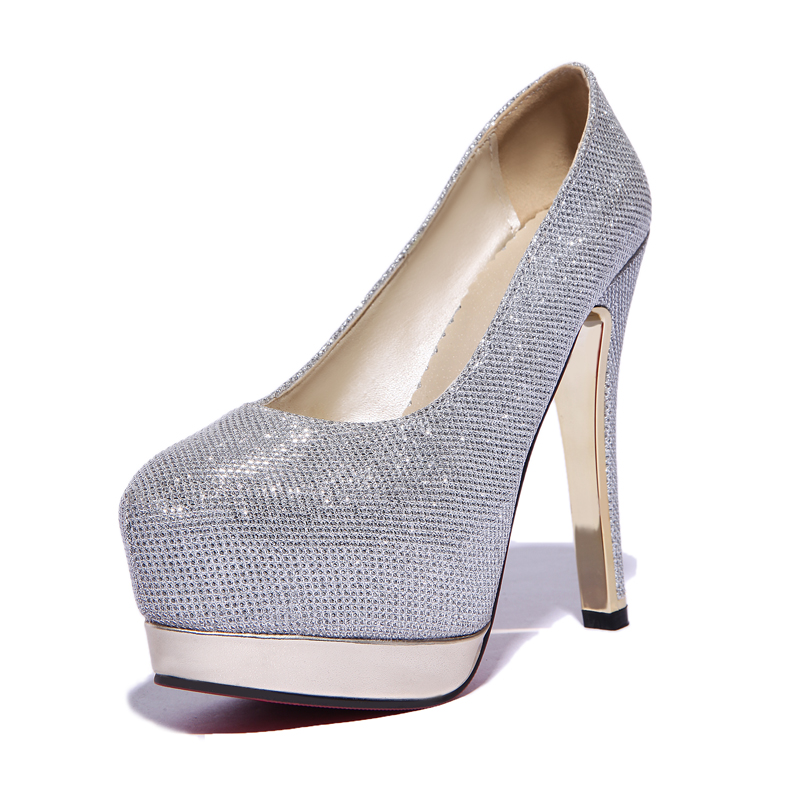 2017 Trendy EUR size 44 45 46 47 high-quality PU zapatos mujer glitter design women shoes platform sweet high spike heel pumps eur 34 44 angelic imprint zapatos mujer lolita cosplay punk pumps high boots princess sweet girl s pumps black women s shoes